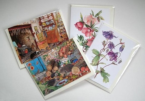 buy cards from tracy hall paintings safely online