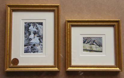 Miniature Art Demo Video And Articles By Watercolour